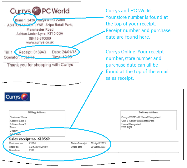 knowhow delivery installation and support for currys