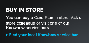 Knowhow Care Plan >> Knowhow Kitchen Appliance Care Plan