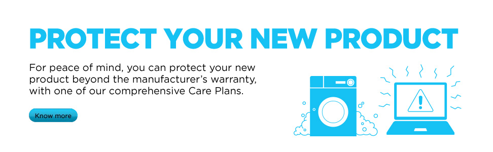 Protect your product with a Care Plan