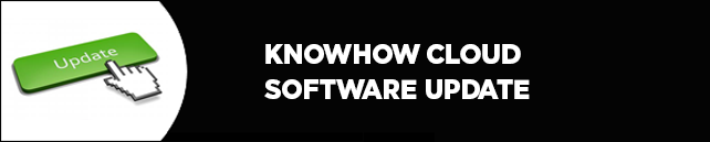 Knowhow Cloud update wide